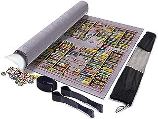 Puzzle Rouleau Jigsaw Stockage tapis de feutre, Jigroll jusqu'à 1500/2000/3000/6000 Pièces, Matériel for l'environnement A...