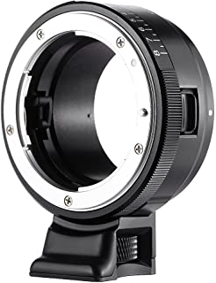 VILTROX NF-NEX Anillo Adaptador de Montura para Lente Nikon G/F/AI/S/D a cámara Sony E Mount A7 A7R NEX-5 NEX-5 NEX-5N NEX-C3 NEX-5R NEX-F3 NEX-6 NEX-7 NEX-VG10 VG20 VG30