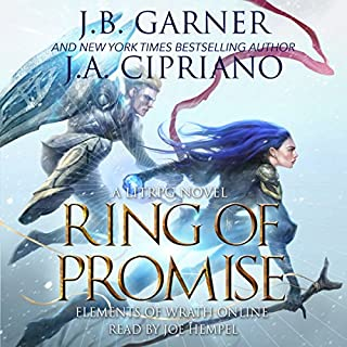 Ring of Promise: A LitRPG novel cover art