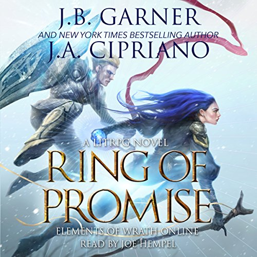 Ring of Promise: A LitRPG novel audiobook cover art