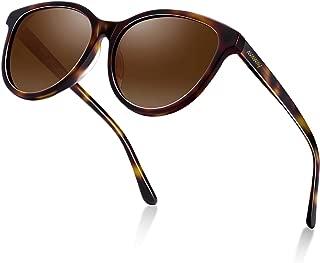 AVAWAY Vintage Polarized Sunglasses for Women UV...