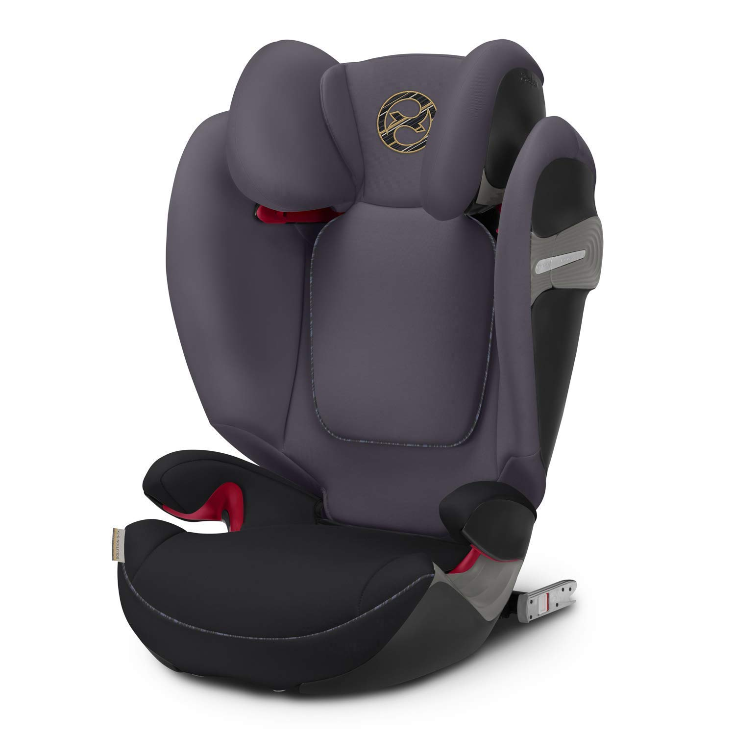 Cybex Gold Solution S-Fix Child's Car Seat, For Cars with and without ISOFIX, Group 2/3 (15-36 kg), From approx. 3 to…