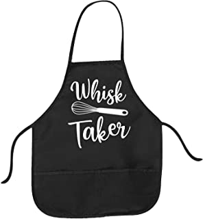 Cookout Apron Whisk Taker Funny Baking Kitchen Smock