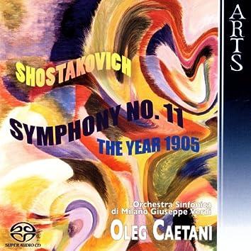 Shostakovich: Symphony No. 11, Op. 103