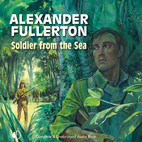 Soldier from the Sea audiobook cover art