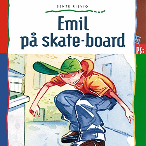 Emil på skate-board     Emil              By:                                                                                                                                 Bente Risvig                               Narrated by:                                                                                                                                 Dianna Vangsaa                      Length: 26 mins     Not rated yet     Overall 0.0