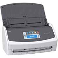 Fujitsu ScanSnap iX1500 Color Duplex Wireless Sheetfed Document Scanner (White)