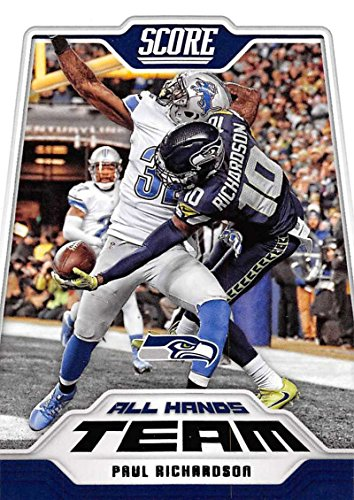 Top seahawks football cards 2018 for 2020