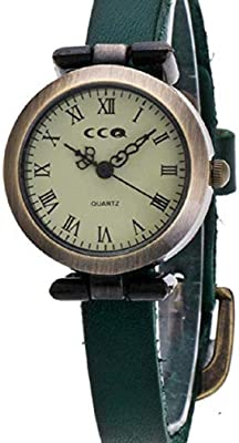 Noopvan Women Quartz Watches Roman Numeral Analog Retro Ladies Watches Girl Watches