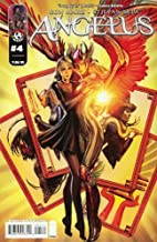 Angelus Comic Book #4