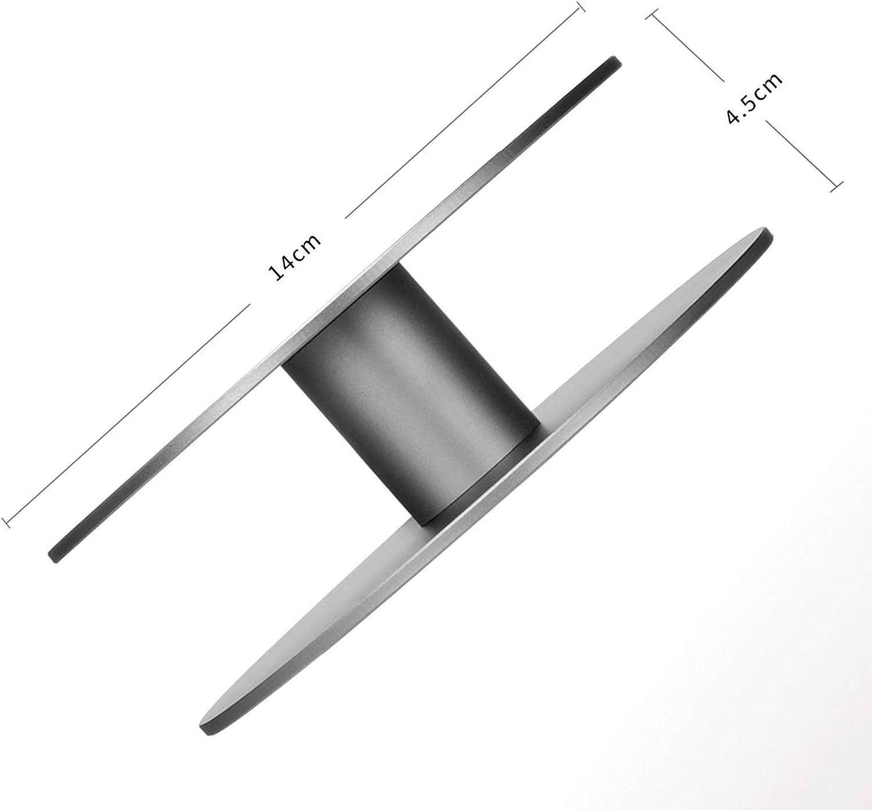 Base Halter Standfu/ß rutschfeste Unterlage Edelstahl Schutzfu/ß Kabelloser Lautsprecher St/änder Audio Sound Isolation Pad Anti-Vibration F/ür HomePod//HomePod Mini Homepod Intelligente Lautsprecher