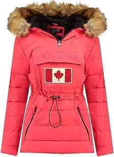 canadian peak damen jacke weiß
