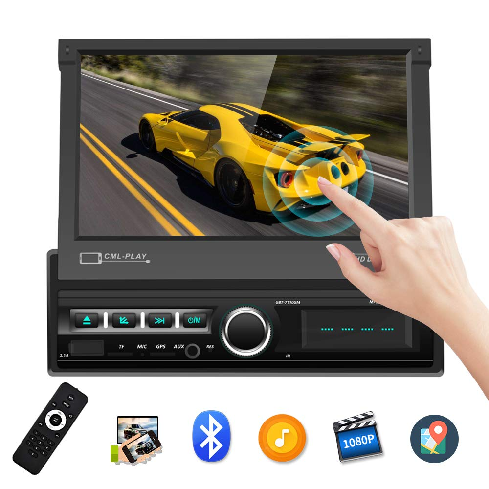 Navigation Motorized Bluetooth Support Wireless