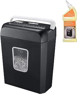 Bonsaii C237-B Shredder and 400ml Lubricant Shredder Oil