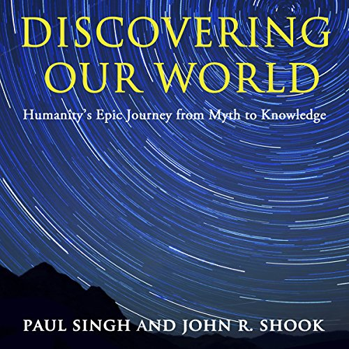 Discovering Our World audiobook cover art