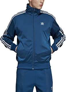 adidas Orginals Firebird Mens Track Jacket Legend Marine dv1529