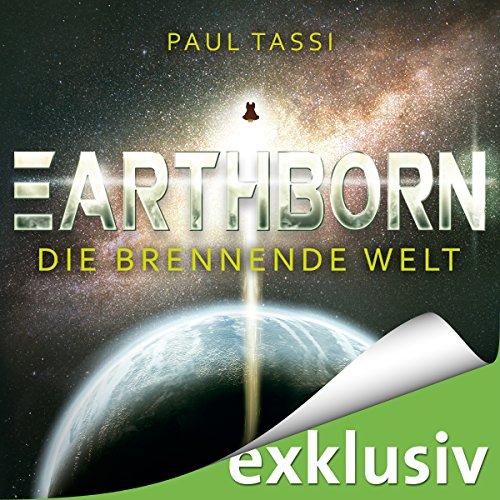 Earthborn: Die brennende Welt (Earthborn 1) Titelbild