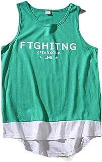 Gocgt Men's Tank Tops Workout Quick Dry Soft Gym Bodybuilding Stringer Vest