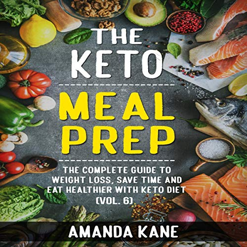 The Keto Meal Prep  By  cover art