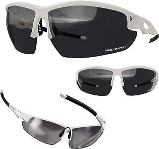 VeloChampion Tornado Sunglasses - White