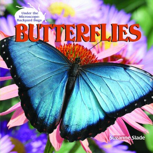 Butterflies (Under the Microscope: Backyard Bugs)