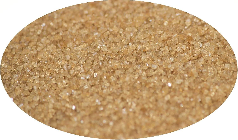 Eder Gewürze–Demerara Tubo de oído Azúcar–1kg, 1er Pack (1x 1kg)