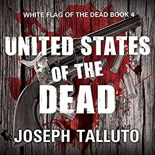 United States of the Dead audiobook cover art