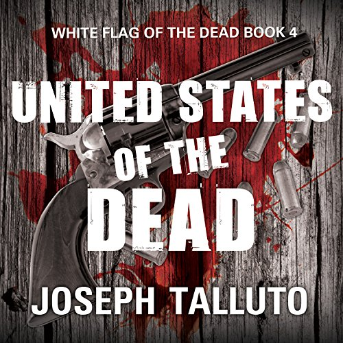 Couverture de United States of the Dead