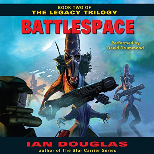 Battlespace audiobook cover art