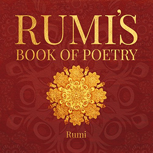 Rumi's Book of Poetry audiobook cover art