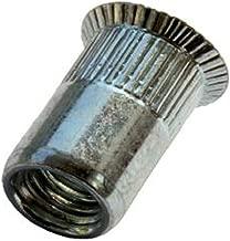 4.8 X 12.5 mm 500 Stück Alu Alu Becherblindniete Senkkopf Dichtnieten Nieten