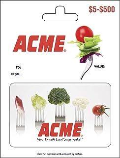 Acme Gift Card