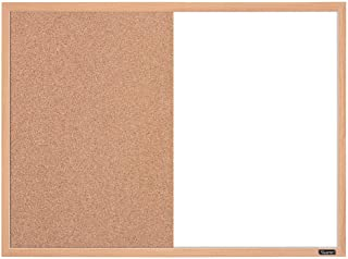 Quartet Combination Whiteboard & Corkboard, 23
