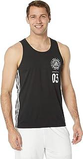 adidas Men's Badge of Sport Stack Tank