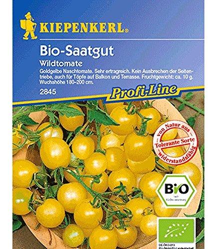 BIO-Wildtomate, gelb,1 Portion