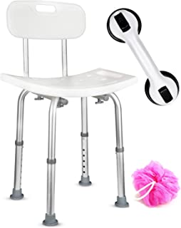 Best shower chair with suction cups Reviews