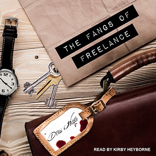 The Fangs of Freelance     Fred, the Vampire Accountant Series, Book 4              Written by:                                                                                                                                 Drew Hayes                               Narrated by:                                                                                                                                 Kirby Heyborne                      Length: 8 hrs and 21 mins     19 ratings     Overall 4.7