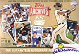 2016 Topps Archives 65th Anniversary Edition...