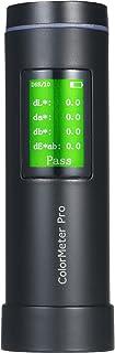 Alisashop Colorimeter Color Meter Chromometer Smart Color Measuring Instrument APP Control Auto Calibion High Precision An...