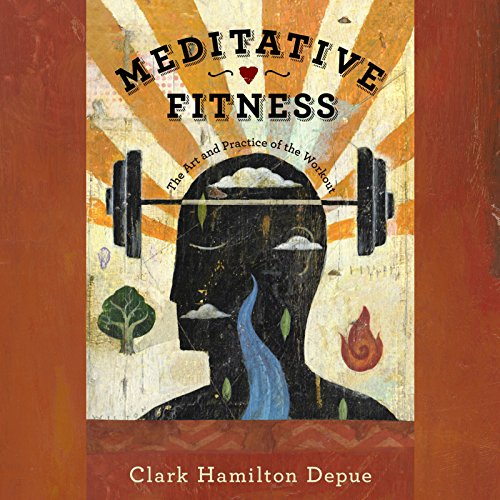 Meditative Fitness audiobook cover art