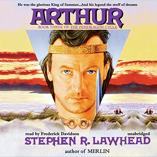 Arthur audiobook cover art