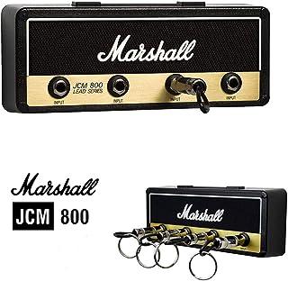 RAINBEAN Ganchos para Llaves Marshall Jack II Rack 2.0 JCM800 Guitarra Llavero Gancho Montaje en Pared
