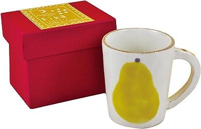 三郷陶器 フィーカ マグカップ(洋梨) 6795-03