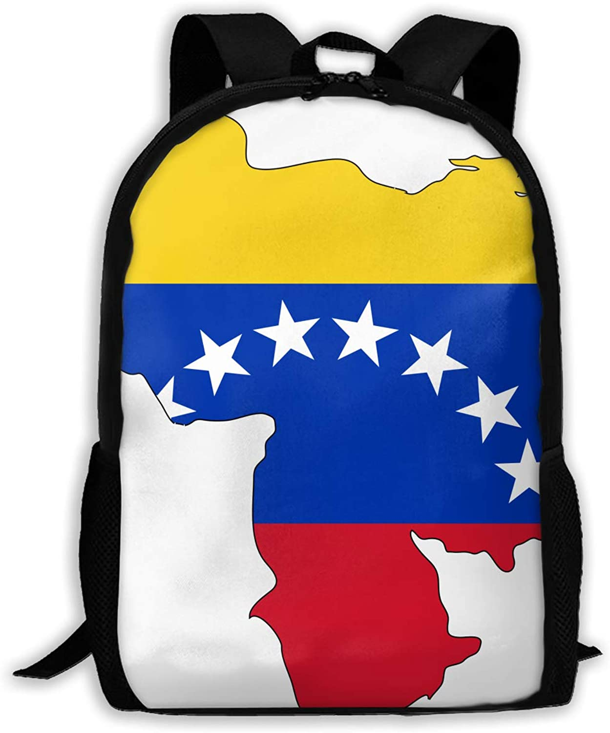 fa5ef28e9168 Adult Shoulder Bag Venezuela Flag Map Multipurpose 3D Printing ...