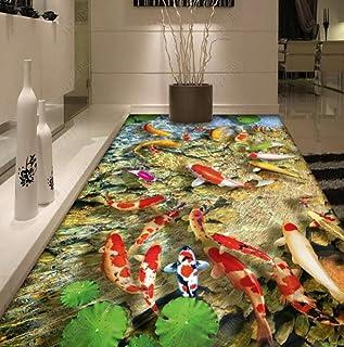 whmyz 3D Hall d'entrée Tapis de Sol Porte Maison antidérapant Absorbant Salle de Bain Tapis de Pied Cuisine Chambre Porte ...