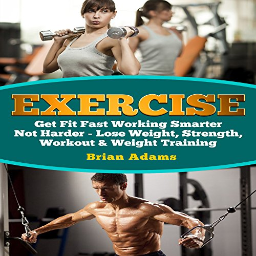 Exercise audiobook cover art