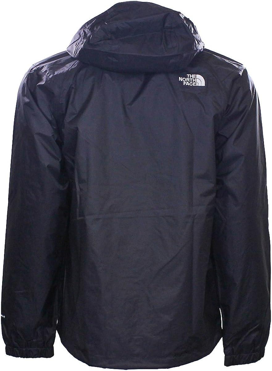 The North Face Men's Boreal Rain Jacket TNF Black (Large)