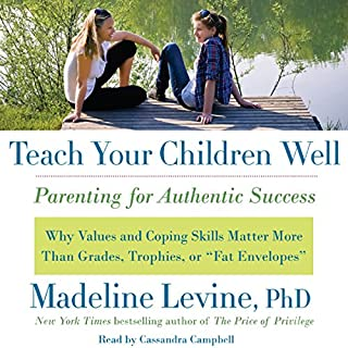 Teach Your Children Well audiobook cover art