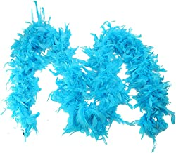 Feather Boas, Fluffy Party Dressup Wedding Party Scarf Costume Accessories Scarf