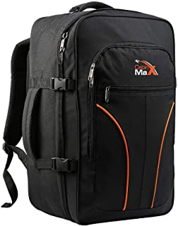 Cabin Max Travel Backpack Flight Approved for Spirit Airways 22x14x10